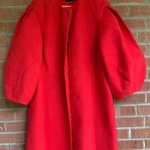 🎀⭐️NWOT ELOQUII Statement Wool Coat